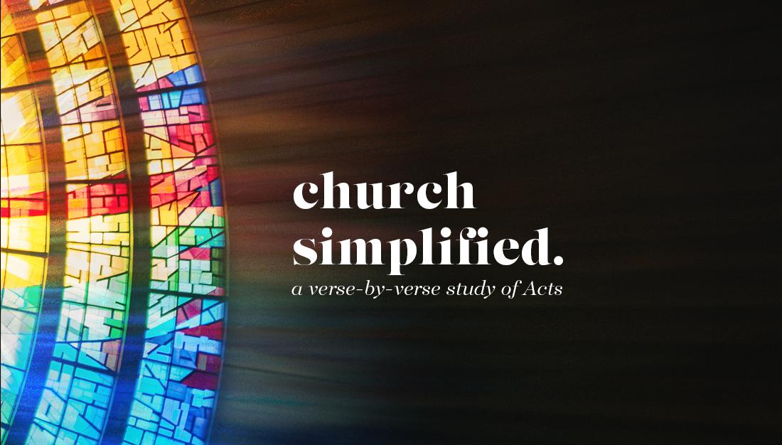 Image of Steward Simplified Sermon Series