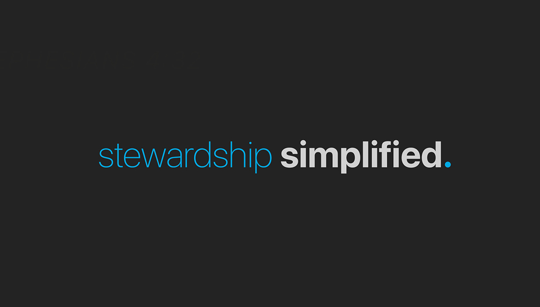 Image of Stewardship Simplified