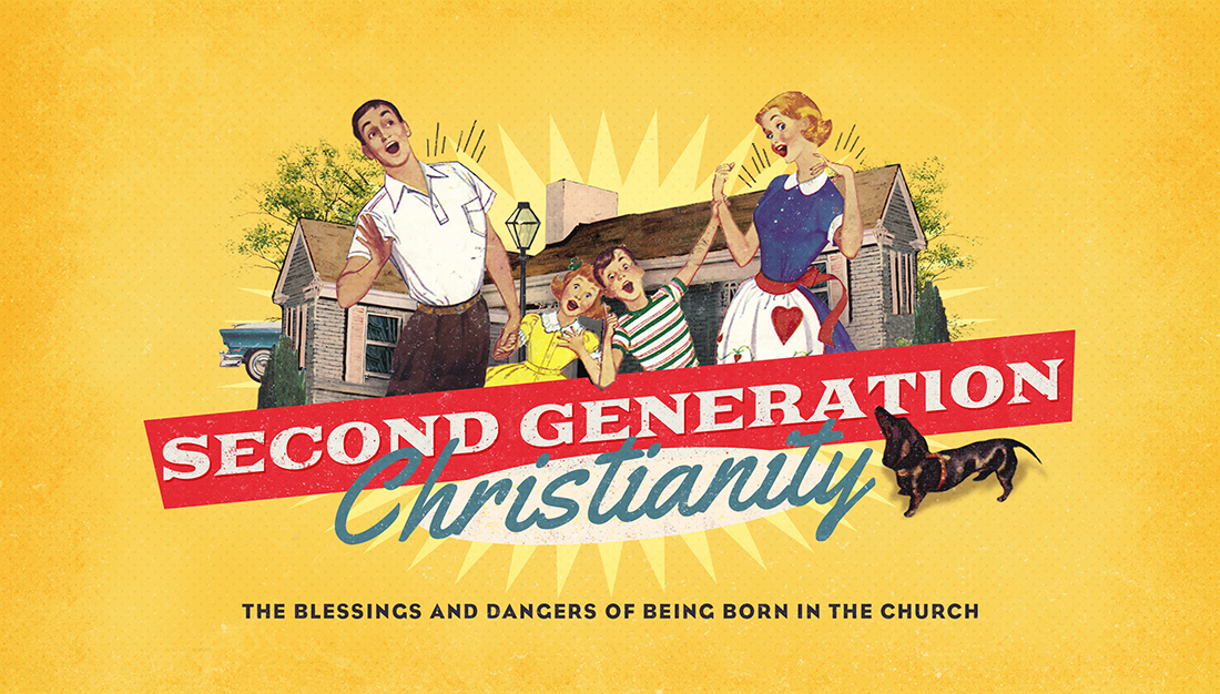 Image: Second Generation Christianity Sermon Series