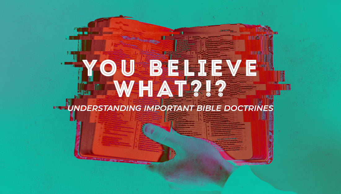 Image: You Believe What Sermon Series