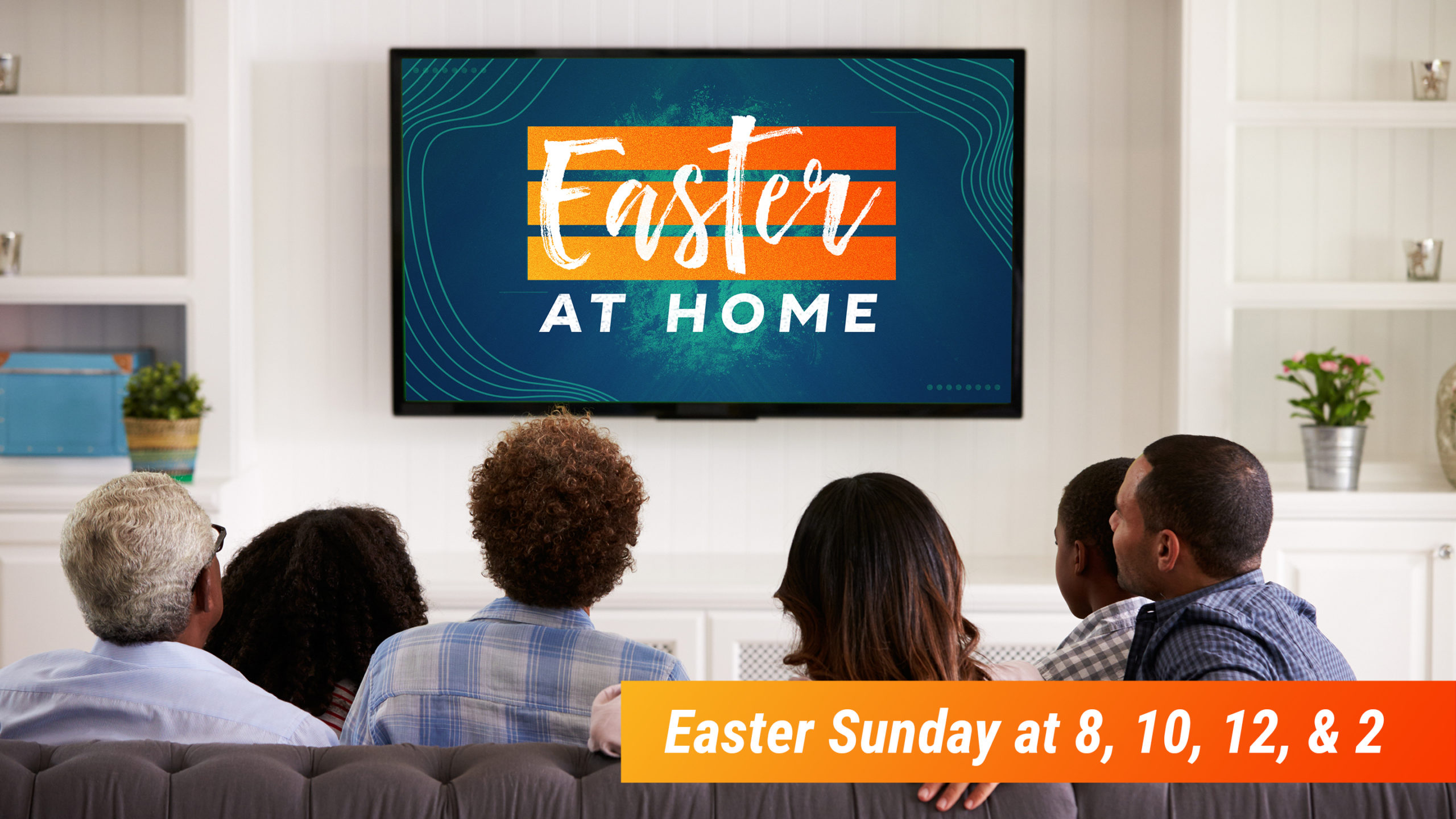 Image: Easter at Home with Times