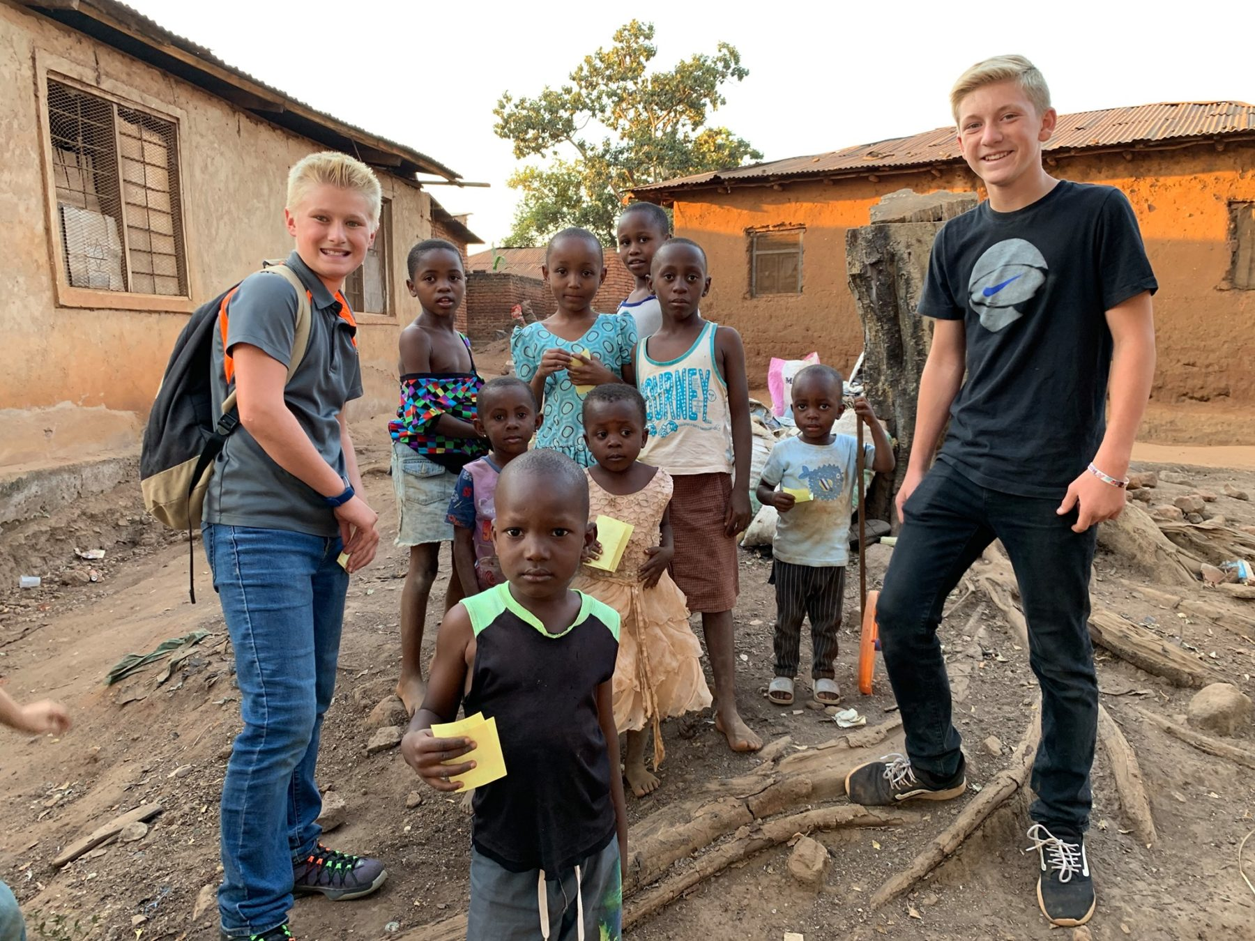 Image: Missions Trip 2019
